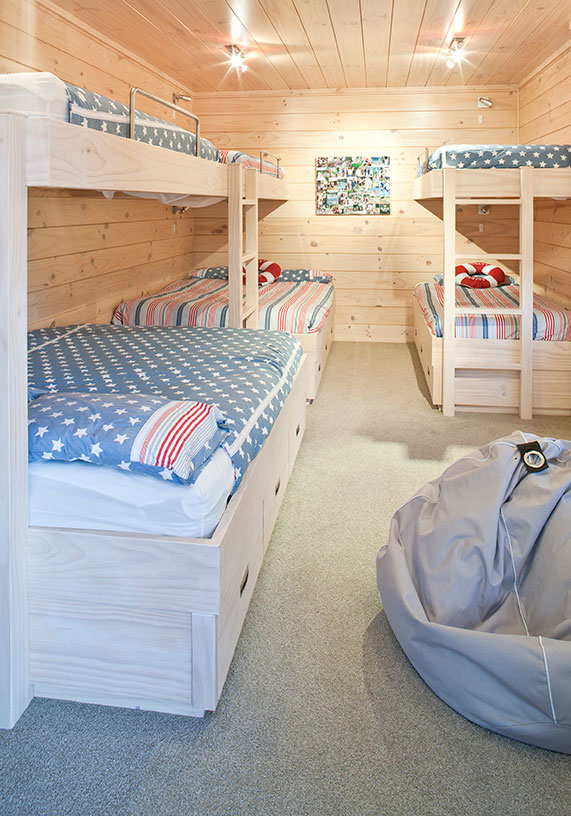 Lockwood Home Double Bunks for Children