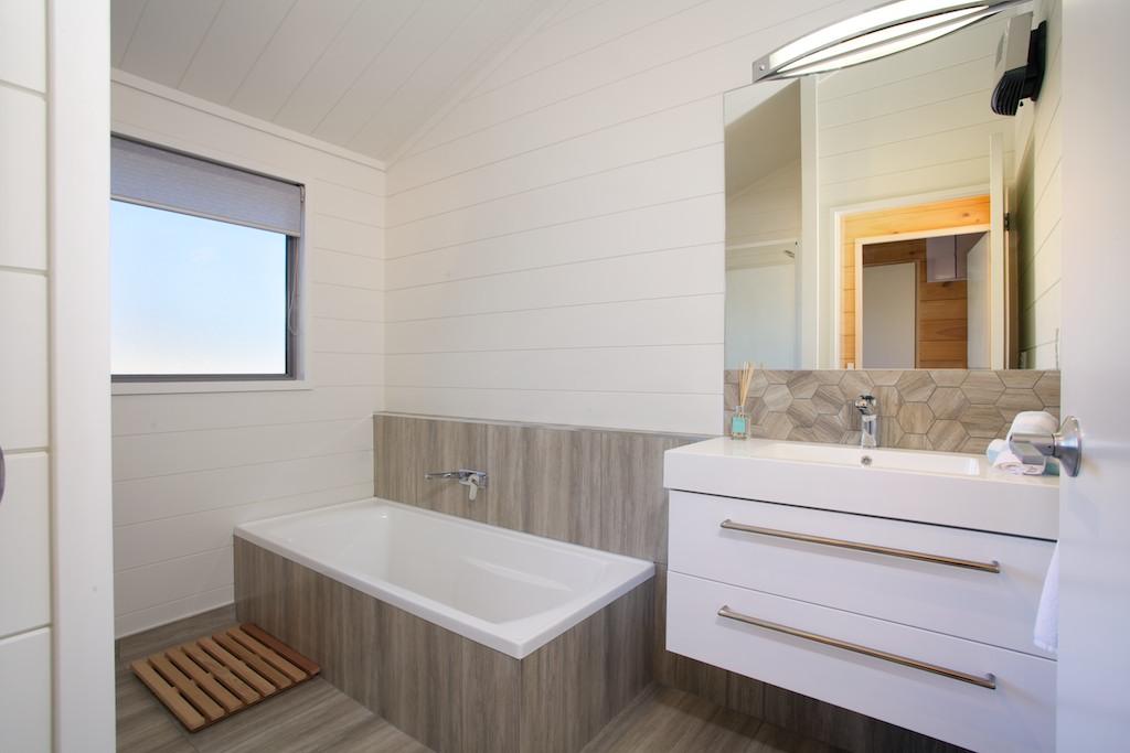 Painted Lockwood Bathroom