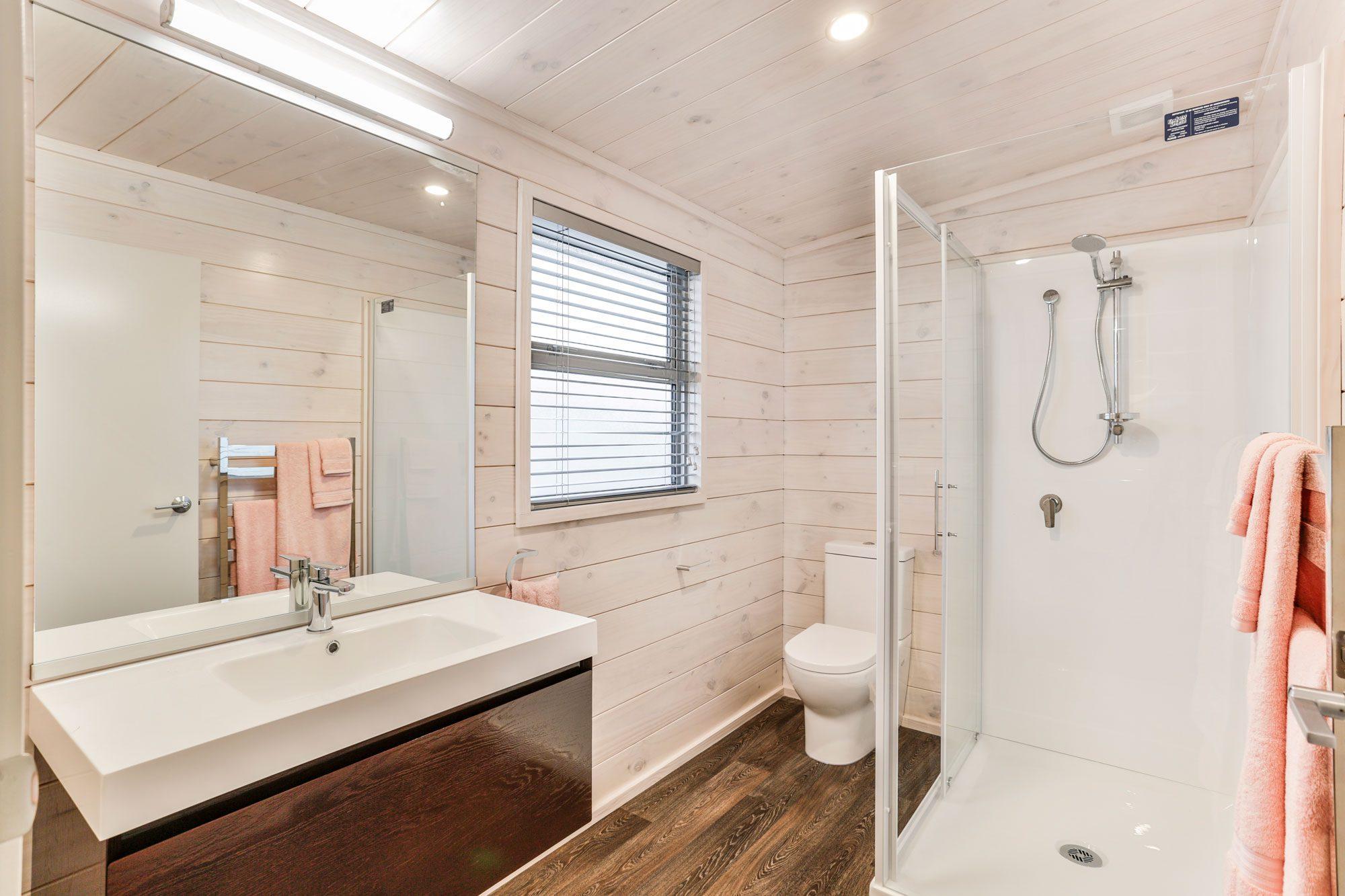 Lockwood Lifestyler ReadyBuilt Home Bathroom