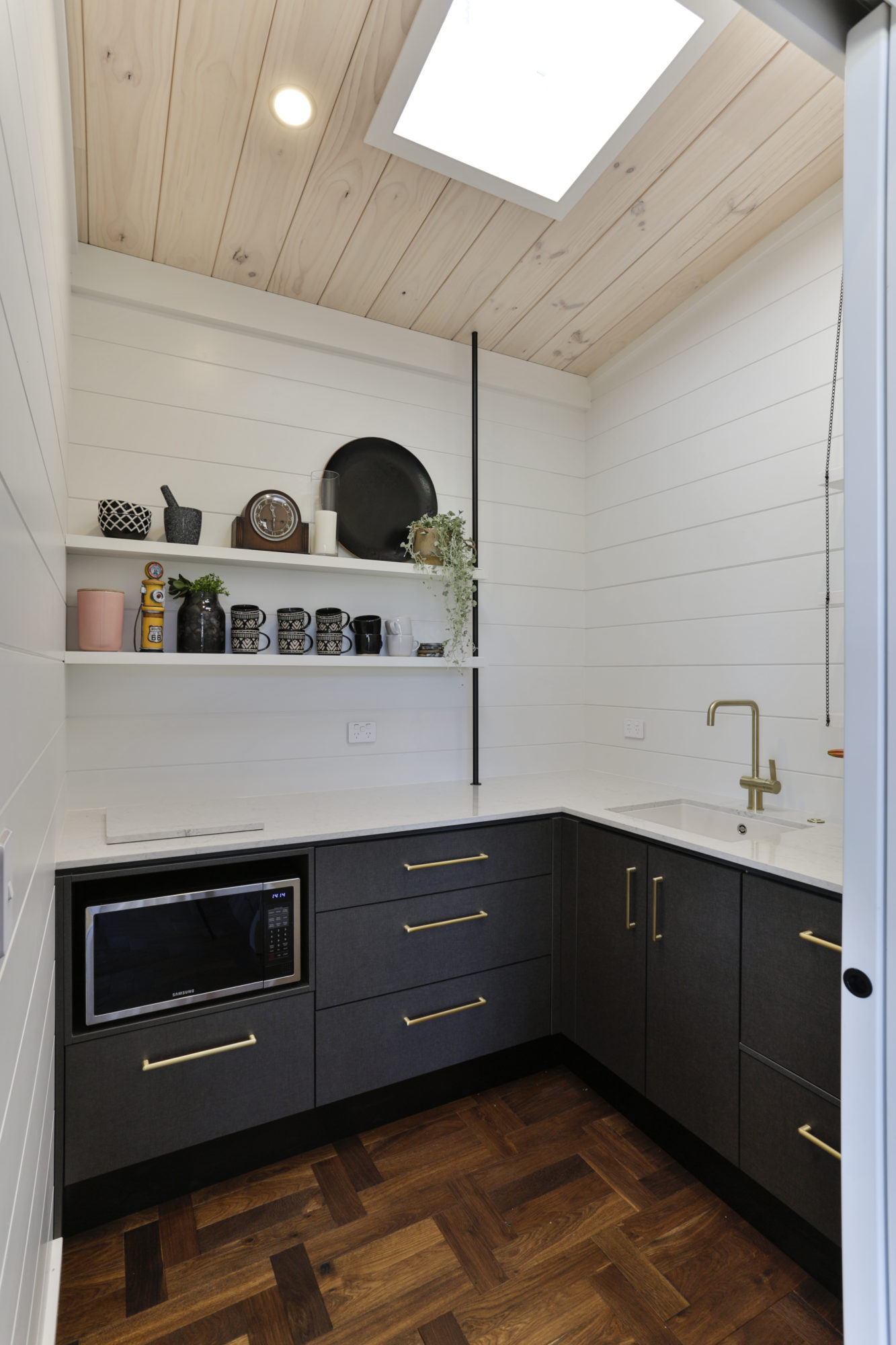 Lockwood Taupo Show Home Scullery